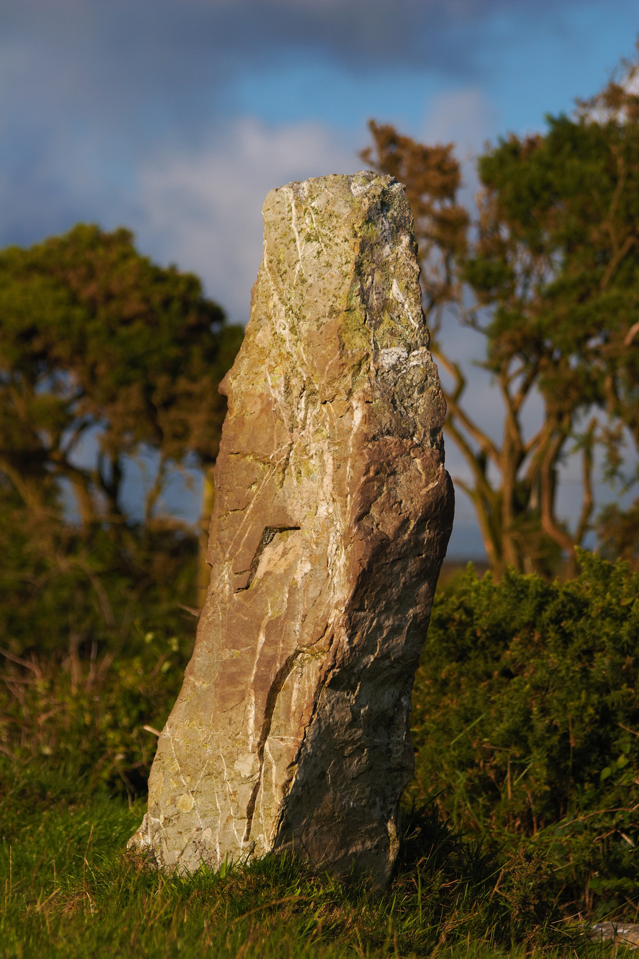 Nine Maidens Megalith, Eighth Of Nine