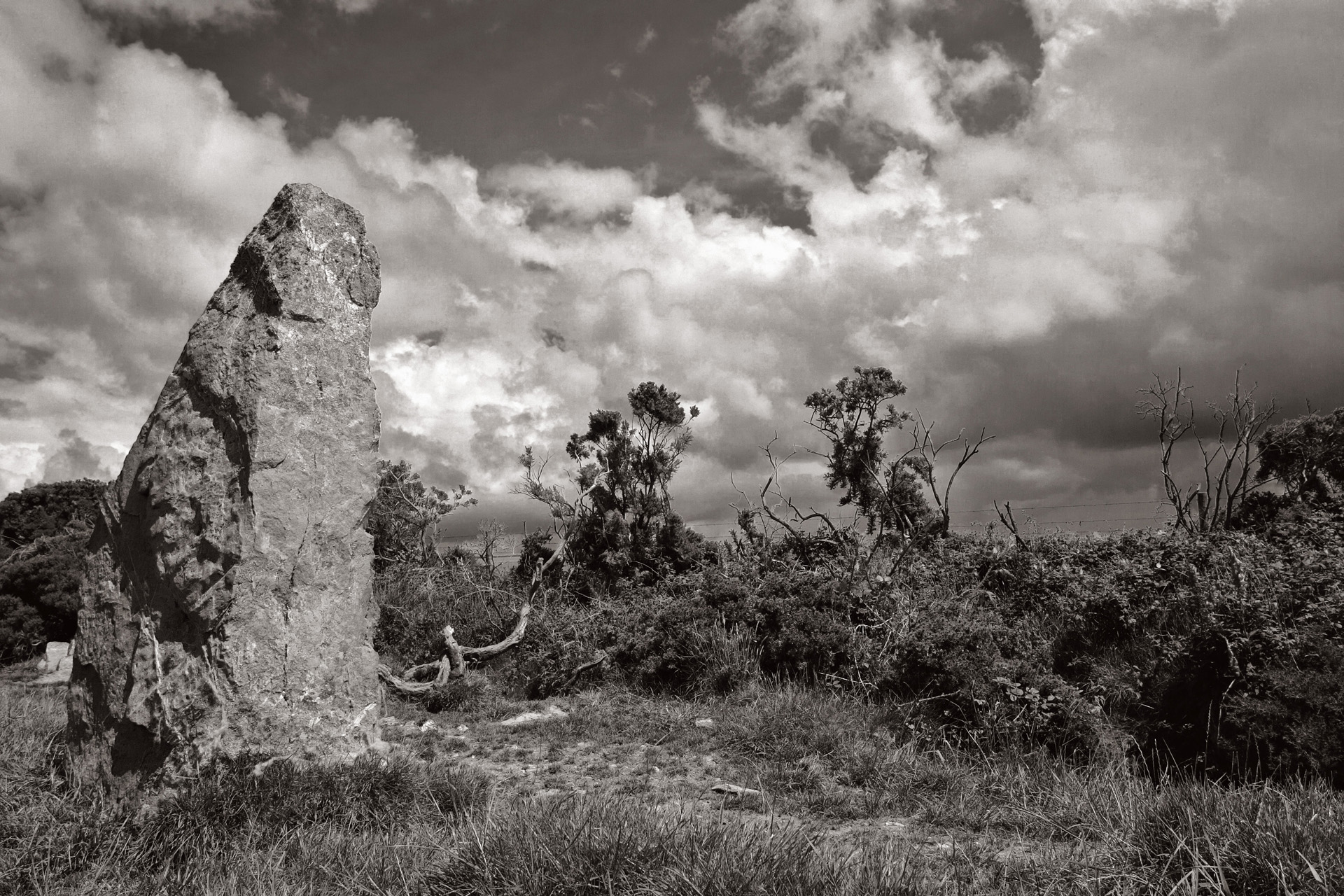 Nine Maidens Standing Stone, Fifth of Nine