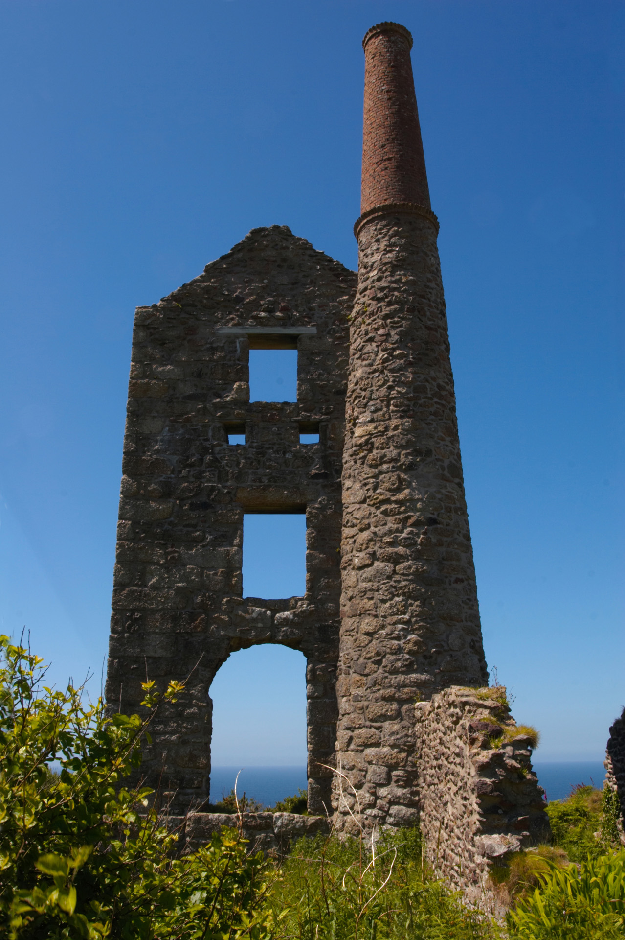 Carn Galver Tin Mine, Penwith, Cornwall