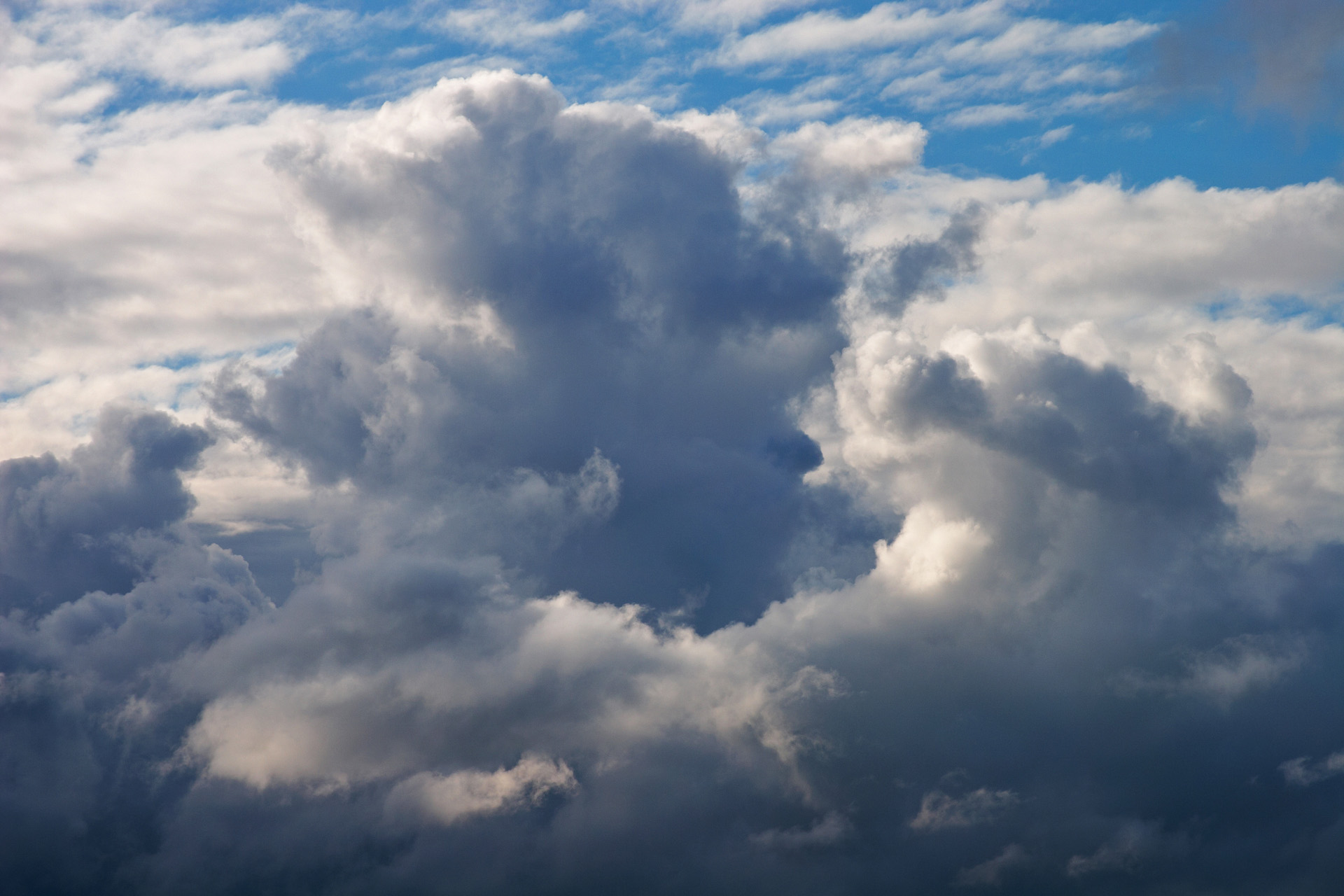 summer cumulo nimbus clouds skies and sunsets photography by