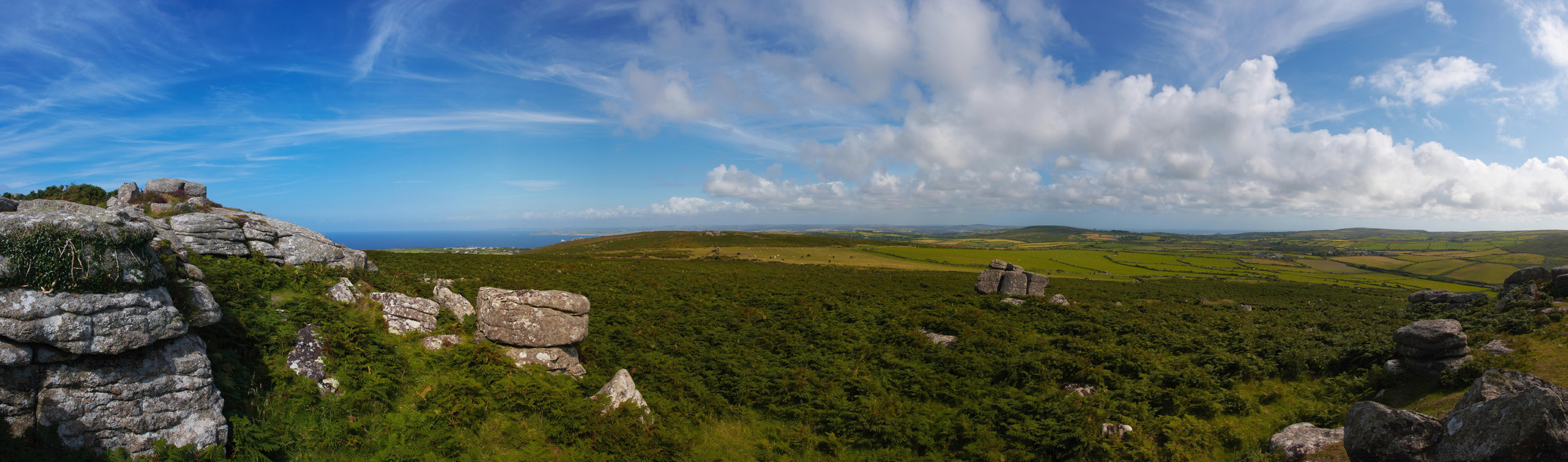 Rosewall Hill Panorama