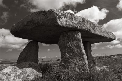 Lanyon Quoit Dolmen, Penwith, Cornwall