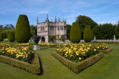 Lanhydrock House Gardens and Gatehouse