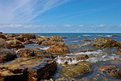 Millook Haven Rocks
