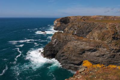 The Cliffs at High Cove, between Bedruthan Steps and Portcothan