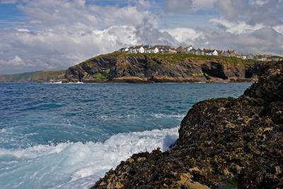 Port Isaac From The Rocks