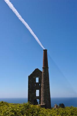 Cornish Tin Mine Steams Again