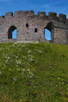 Restormel Castle Motte and Bailey