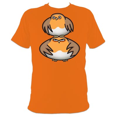 Two Robins T-Shirt