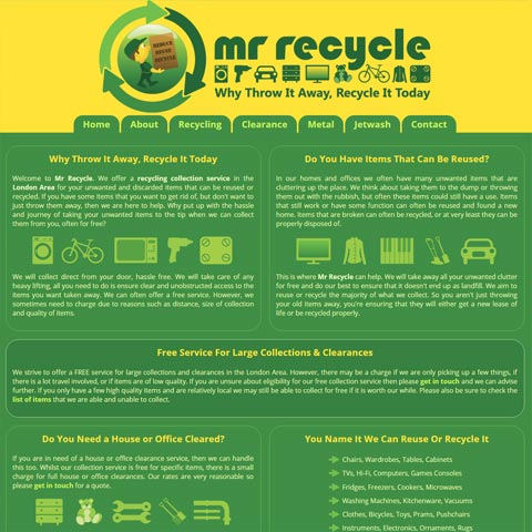 Mr Recycle