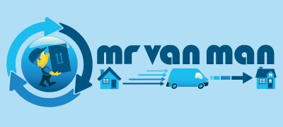 Mr Van Man Logo