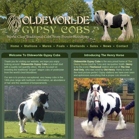 Oldeworlde Gypsy Cobs