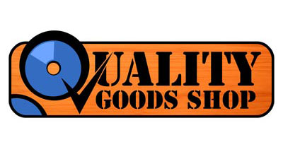 Quality Goods Shop Logo