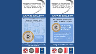 Texane Roll Banners